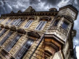 Somewhere in Dijon by digitalminded