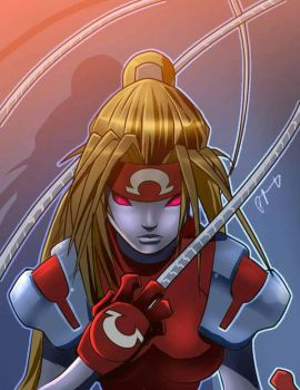 Swaptober - Omega Red by 2Raw4life