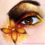 Fire Flower by KatieAlves