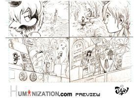 Humanization.com comic preview 2 by Jowybean