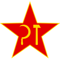 Hammer and sickle by FametSuri