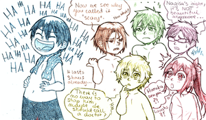 Free! Dat Laugh by KGX347