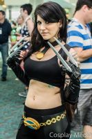 San Diego Comic-Con 2013 X-23 by CosplayMedia