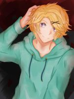 Yoosung / Bad ending by Sapphire240400