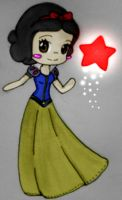 Chibi Snow White - Update by xXFF7xYaoixX
