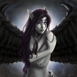 Morgana  Not All Angels Are Good by ArtOfRivana