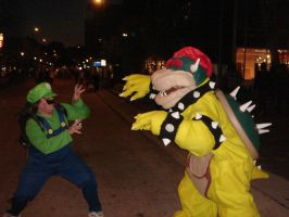 Let's BRAWL by Halloweeners