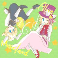 Alice in Musicland ! by Ichiba-n