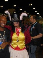 Comikaze Expo 2013 4 by MidnightLiger0