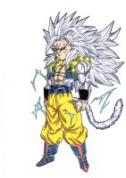 Gotenkshan Super Saiyan 5 by ssjgogeto