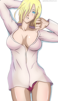 Annie Leonhardt - Waking up by Eguiamike