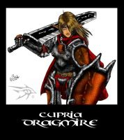 Cupria Dragmire - Commisson by darthhorus