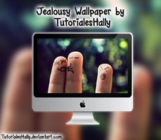 Wallpaper Jealousy by TutorialesHally by TutorialesHally