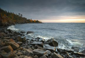 Autumn and Sigma Dp0 Quattro..Valaam Islands  _53_ by my-shots