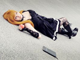 Misa Cosplay from Death Note by Silverwolf-Cosplay
