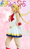 Super Sailor Moon Cosplay - Crisis, Make Up by SailorMappy