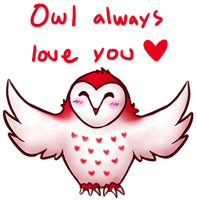 Owl Always Love You by Scarfowl