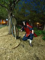 Uchiha Madara Cosplay 01 by Tionniel