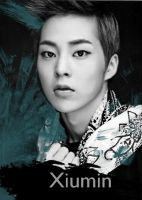 Xiumin Edit by The-Rmickey