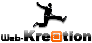 Web-Kreation logo by jeeremie