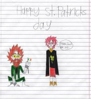 Happy St.Patty from SH by longshot09