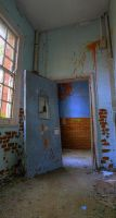 Wrong Way Door by wreck-photography