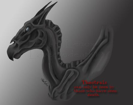 Thestral by Loved-to-Death13