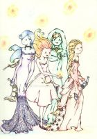 The Four by luisa0923
