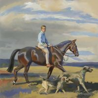 Master Study - Alfred Munnings by PonyCool42