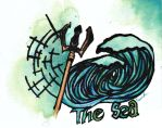 The Sea by EnjoyThePie