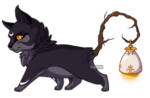 Lantern Munchkin Adoptable Auction - CLOSED by Karijn-s-Basement