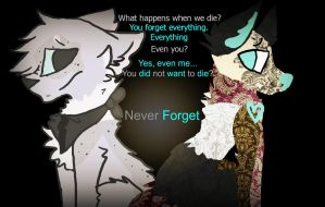 Never Forget by Peculiar-NomNom