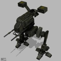 mechwarrior ERM-A01 by ermy31