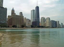 Beachfront Chicago by DreamOfYou