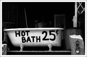 Bath Time by TAB-Photographic