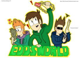 *LS Drawing - A Random EddsWorld Shitz* by Jean-Kirschstein