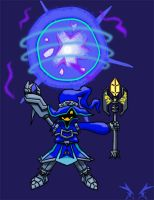 Veigar, Tiny Master of Evil by Vukasa