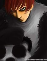Gaara for Osa by gerokun
