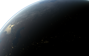 EARTH PNG 8 by VanKaiser