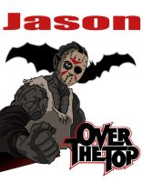 Over the Top Jason by ibentmywookiee
