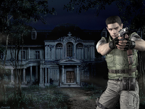 Chris Redfield by AuraIan