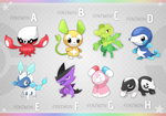 BUY CHEAP POKEMON - AUCTION ( FINISHED ) by harikenn