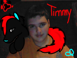 Timothy,, Timothy,, TIMMY x3 by Shardx3