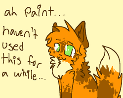 ...paint... by Freckled-Kat