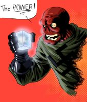 The Red Skull by RobWSales