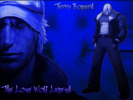 Terry Bogard Wallpaper by ShinYamagotti