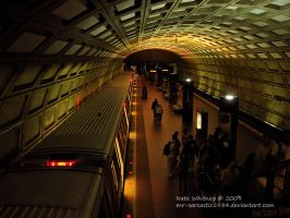 Washington DC Metro by mr-sarcastic1984