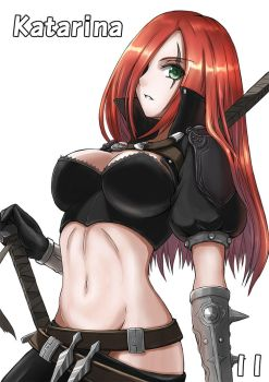 LOL Roulette 11 - Katarina by tonnelee