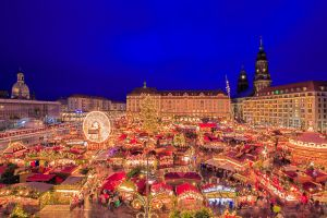 Christmas market in Dresden by hessbeck-fotografix