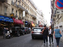 PARIS: Streets of Paris by beekay84